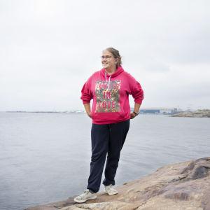 En kvinna vid namnet Saara Metsämäki