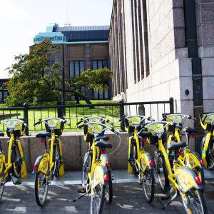 Stadscyklar i Helsingfors