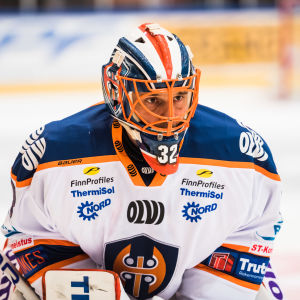Niklas Bäckström i Tappara
