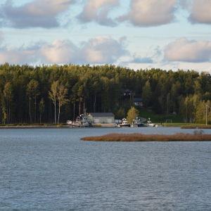 Airiston helmis fastighet i Ybbersnäs i Pargas.