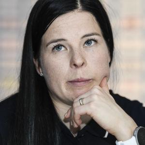 Krista Pärmäkoski.