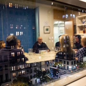 Bokklubben Nordic Noir möts