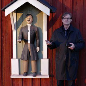 Claes Olsson och fattiggubben Solf