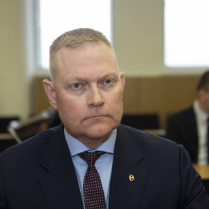 Överste Markus Päiviö i Helsingfors hovrätt den 1 maj 2019