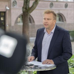 Antti Kaikkonen , Pamfletti , Apollopuisto hki.15.8.2019