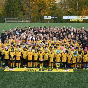 Åbo IFKs fotbollsjuniorer
