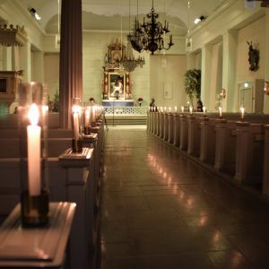 Kyrkan i Ekenäs