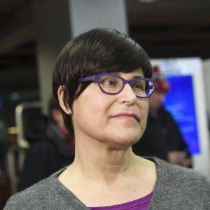 Verksamhetsledare för CMI Tuija Talvitie.