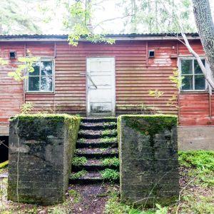 Öde hus Pörtö