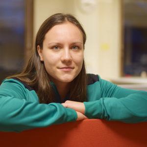 Personporträtt på Nicolina Fredriksson