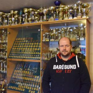 Personporträtt på Krister Holmberg