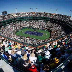 Indian Wells-turneringen blir inte av i år.