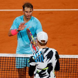 Rafael Nadal vann i Paris