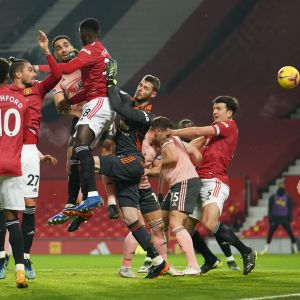Sheffield United-Manchester United
