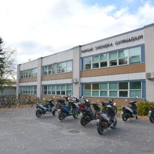 Pargas svenska gymnasium