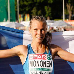Ilona Mononen.