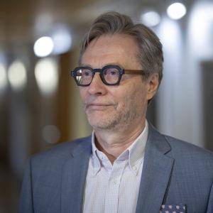 Markku Mäkijärvi, johtajaylilääkäri, HUS