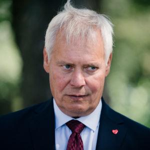 Antti Rinne, Kesäranta, 01.08.2019