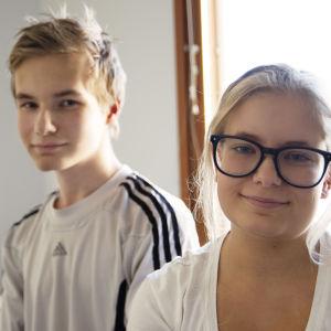 Jere och Emma Tornberg