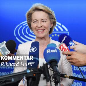 Kommentar av Rikhard Husu.