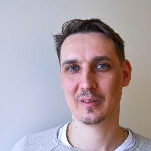 Patrik Björkman, SFP, medlem i stadsutvecklingsnämnden i Borgå