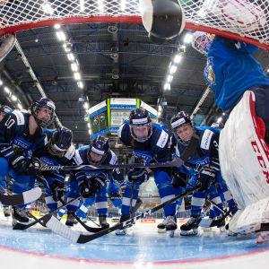 Finlands damlandslag i ishockey.