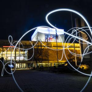 Kuopion kaupunginteatteri syyskuun loppupuolella