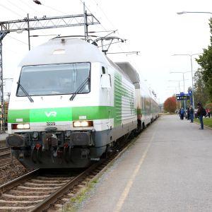 Karleby järnvägsstation