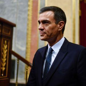 Pedro Sánchez Pérez-Castejón.