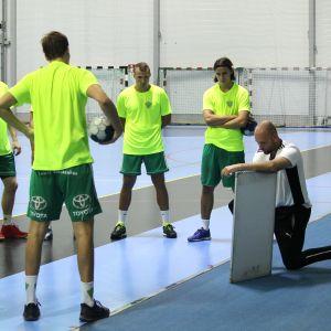 Teddy Nordling tränar Sjundeå IF.