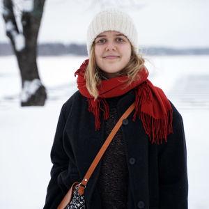 Porträttbild av Emma Reijonen.