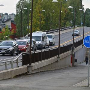 Mannerheimgatans bro.
