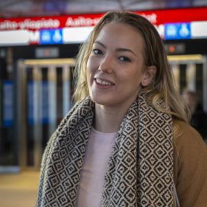 Iris Nihti, opiskelija, Aalto-yliopisto