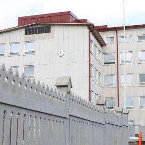 Etelänummi skola, Jakobstad