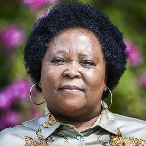 Profilbild på Faith Mkwesha.
