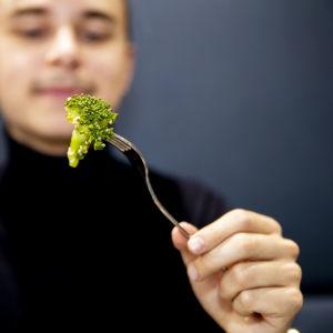 Eelis Bjurström ihailee parsakaalia