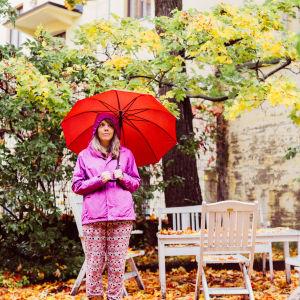 Bilderboksförfattaren Sanna Sofia Vuori.