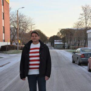 Tom Lindell från Räddningsbranschens Centralorganisation i Finland SPEK