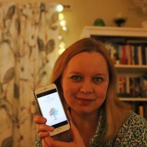Kirjablogissa Iris Uurron Ruumiin ikävä
