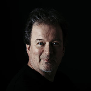 Författaren Kjell Westö.
