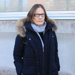 Frilansjournalist Sonja Hellman