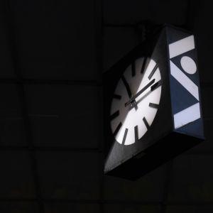 Stockmannin Helsingin keskustan tavaratalon kuuluisa kello