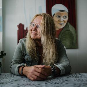 Maarit-Elisa Virmajoki-Salmijärvi, Helsinki, 17.08.2019