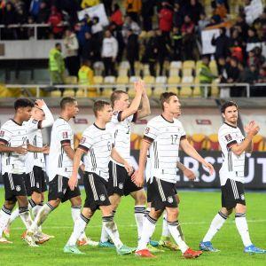 Tysklands fotbollslandslag