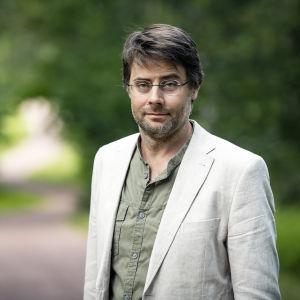 Författaren Martin Högstrand.