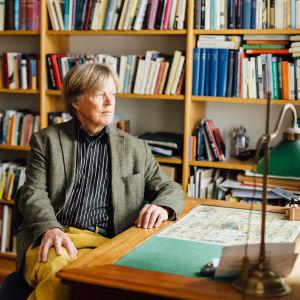 Författaren Fredrik Lång.