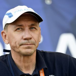 Friidrottsförbundets ex-träningschef Jorma Kemppainen.