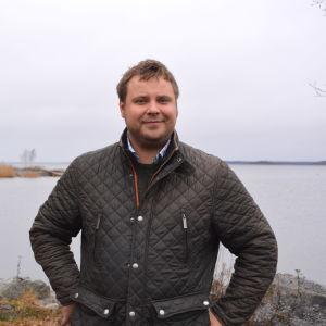 Ådö, Sebastian Höglund.