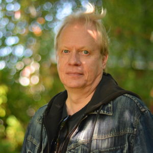 Författaren Peter Sandström.