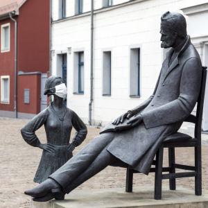 Nietzschemonument i Naumburg